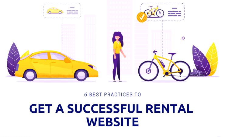 successful website for your rental business
