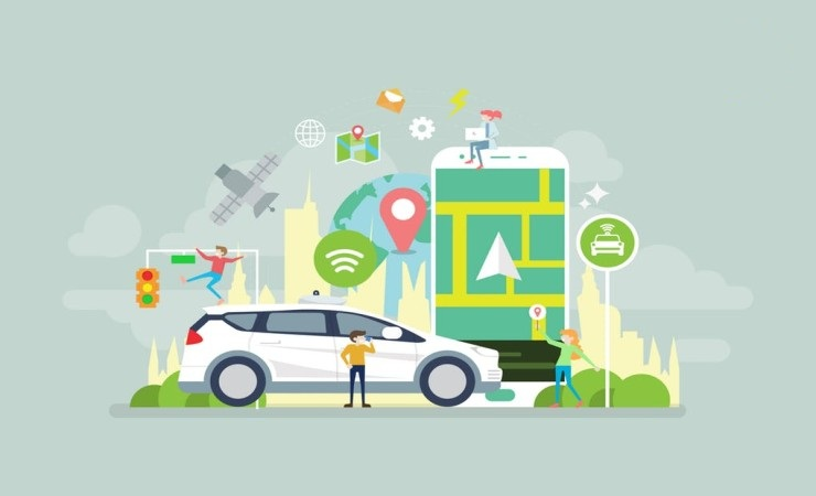 Significance of mobile app for car rental business