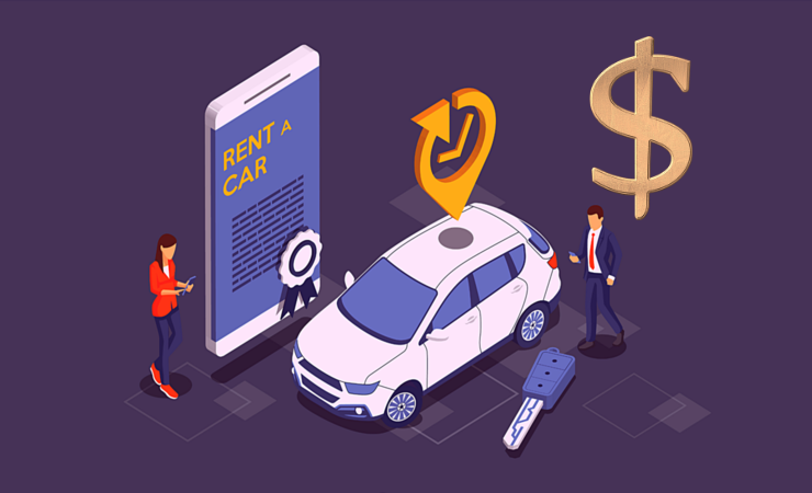 Car Rental Mobile Application Cost
