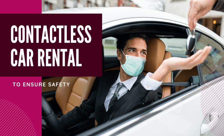 Contactless Car Rental