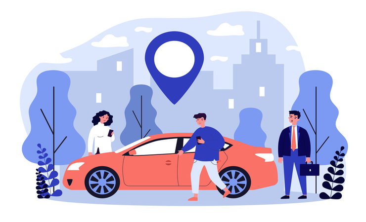 Planning to launch a car rental software